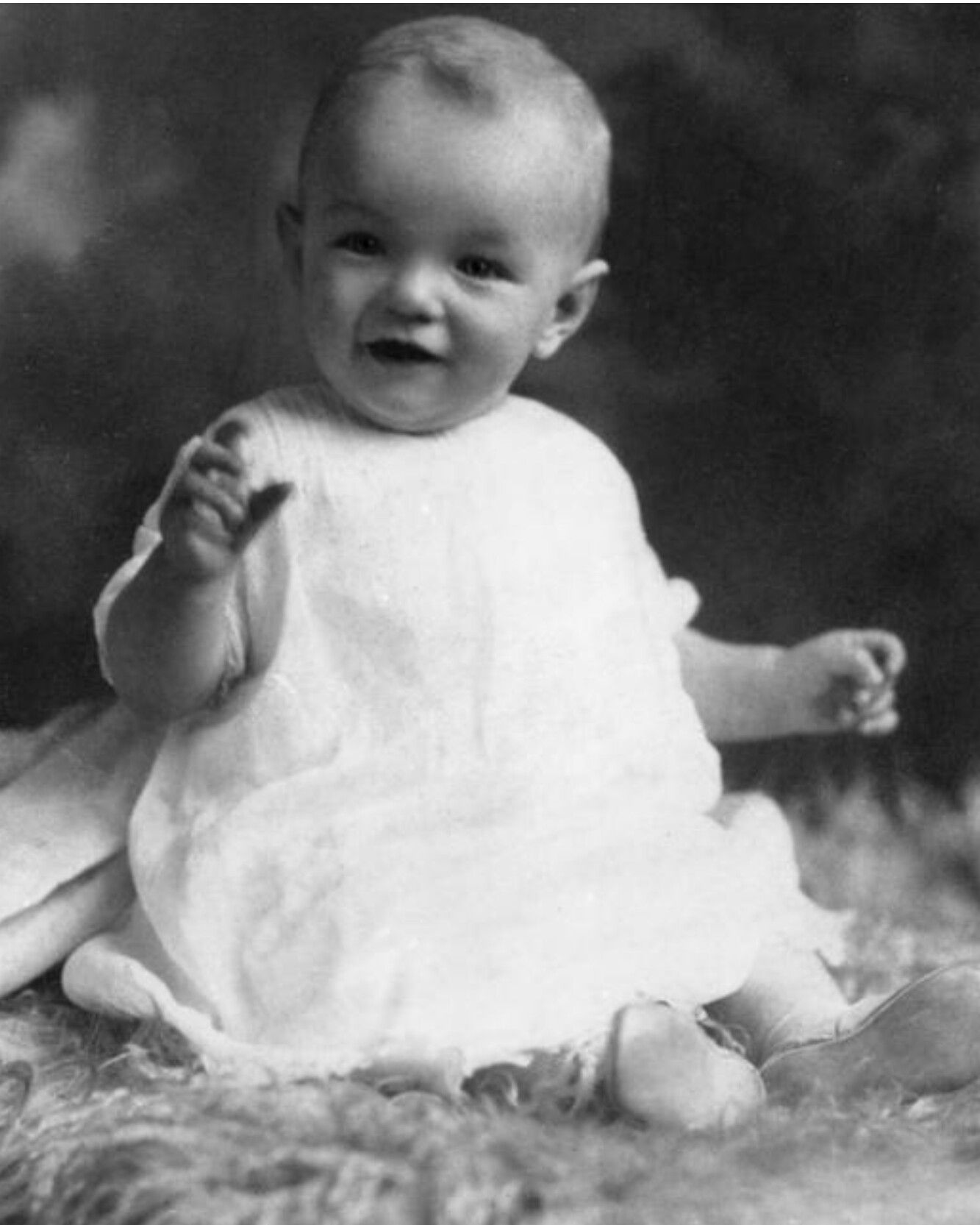 मर्लिन मुनरो का बच्चा