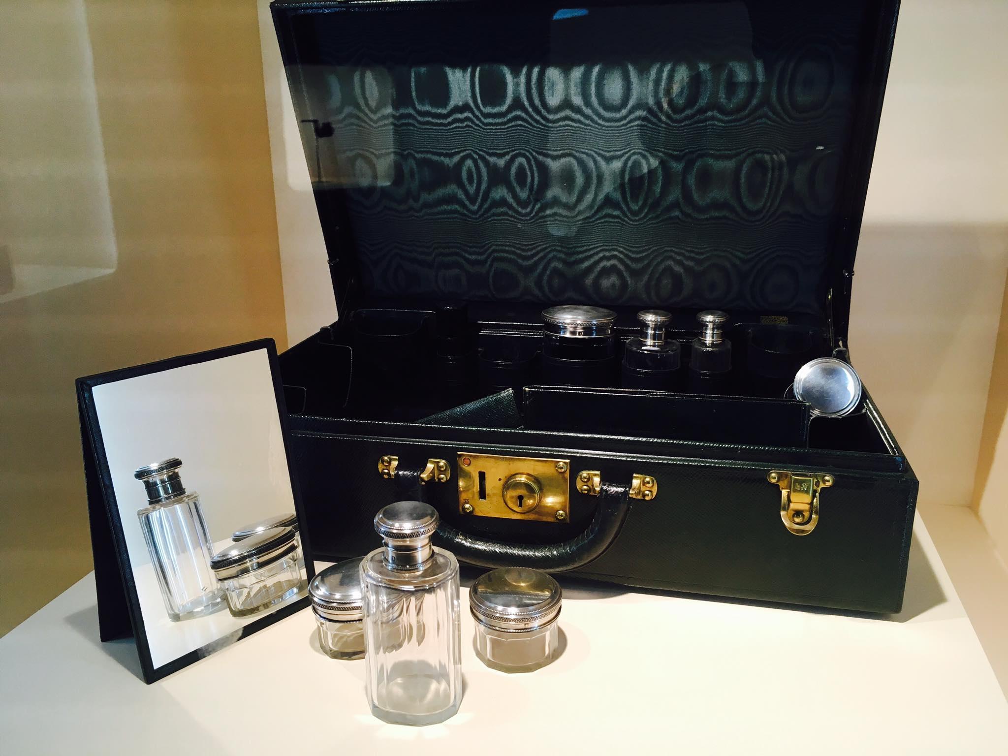 time Capsule Louis Vuitton koffert tilbehør