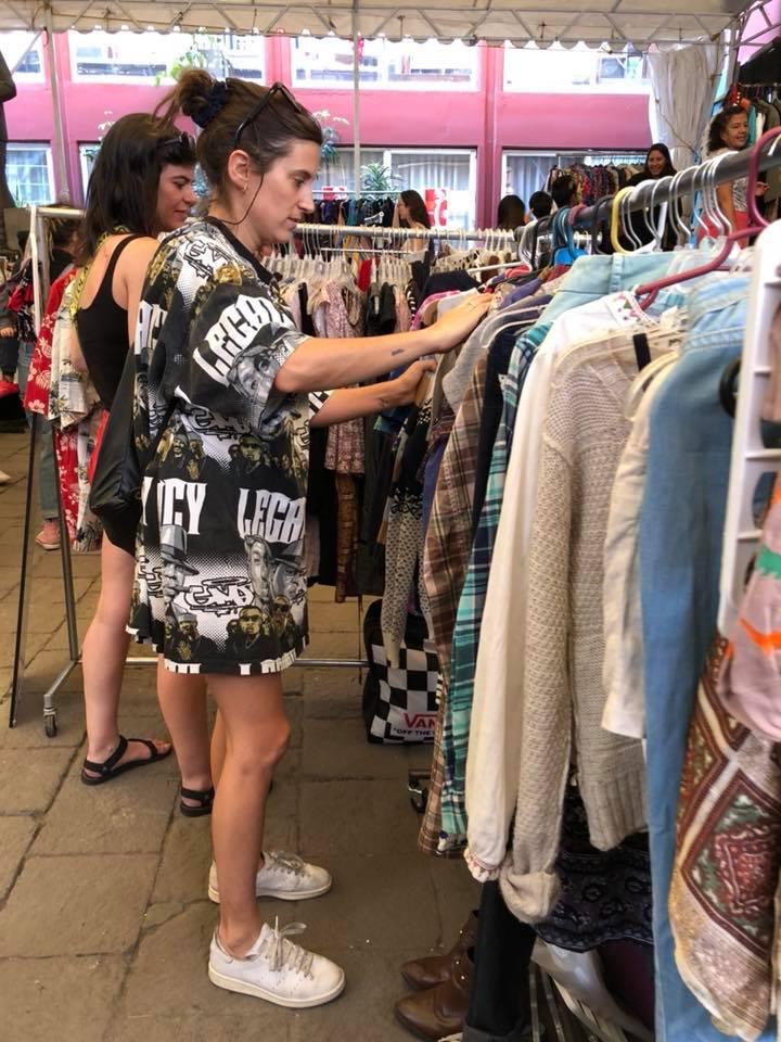Farvel Closet Bazaar mest i enropa secondhand og vintage