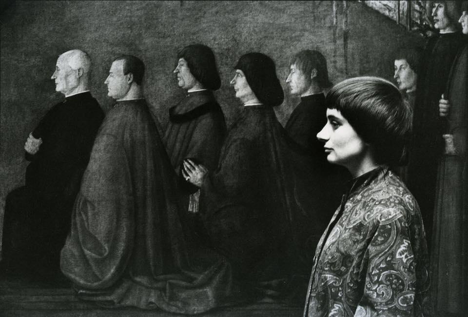 De filmmaker en fotograaf Agnès Varda