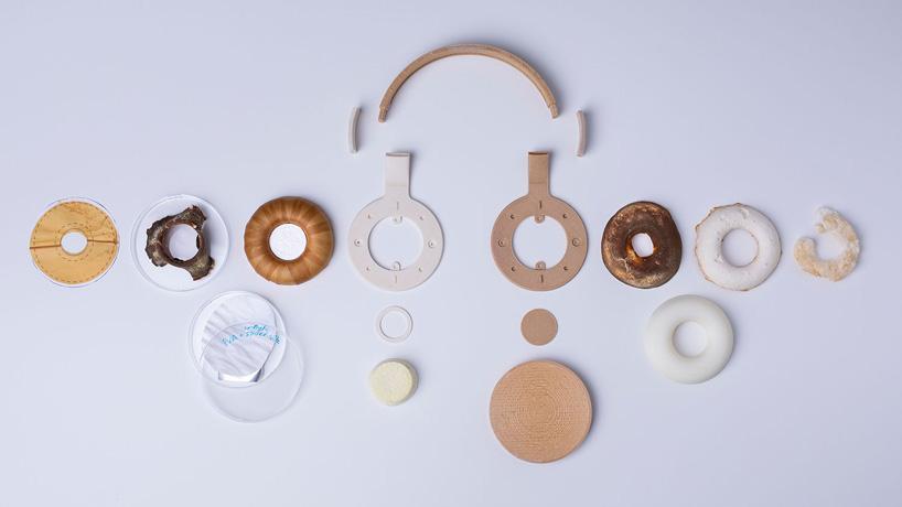 audifonos cultivados korvaa muestras elementos desarmado