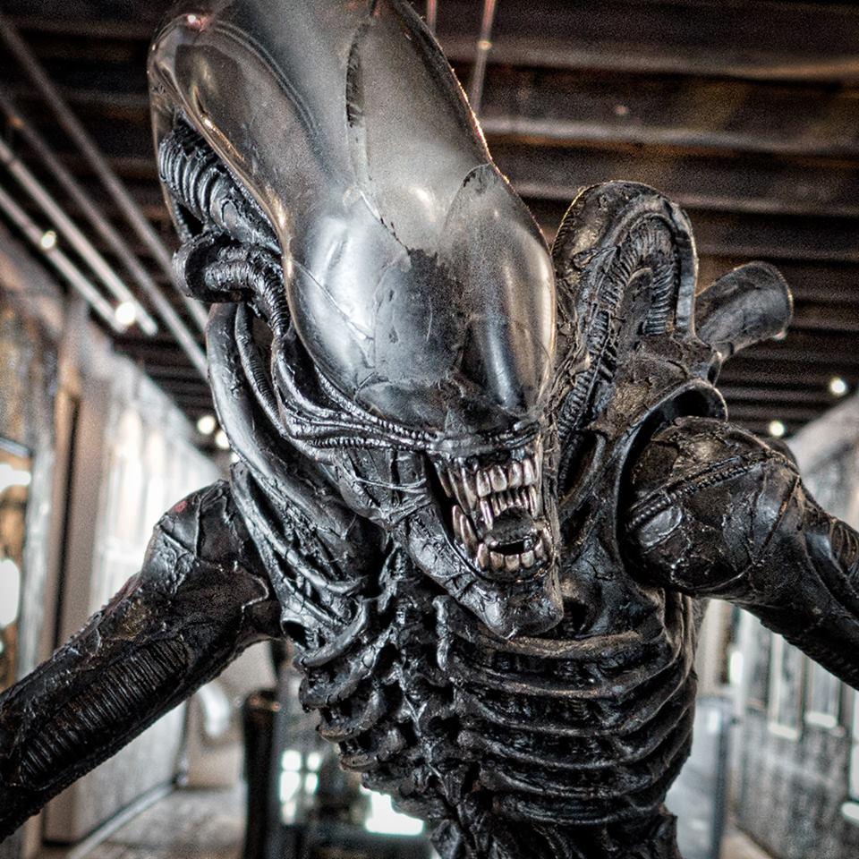 Alien, ένας από τους πιο εικονικούς χαρακτήρες της επιστημονικής φαντασίας