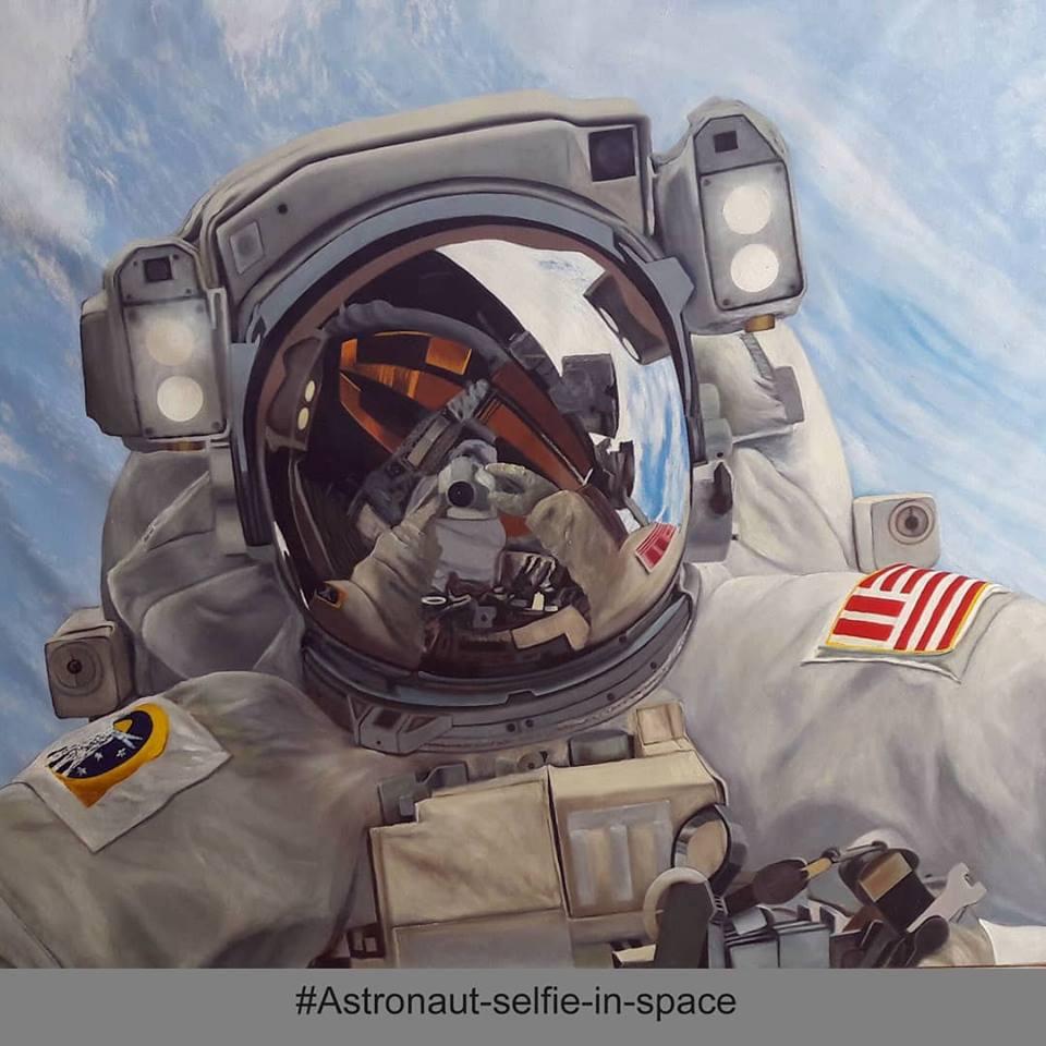 Αστροναύτης του Dolores Romero