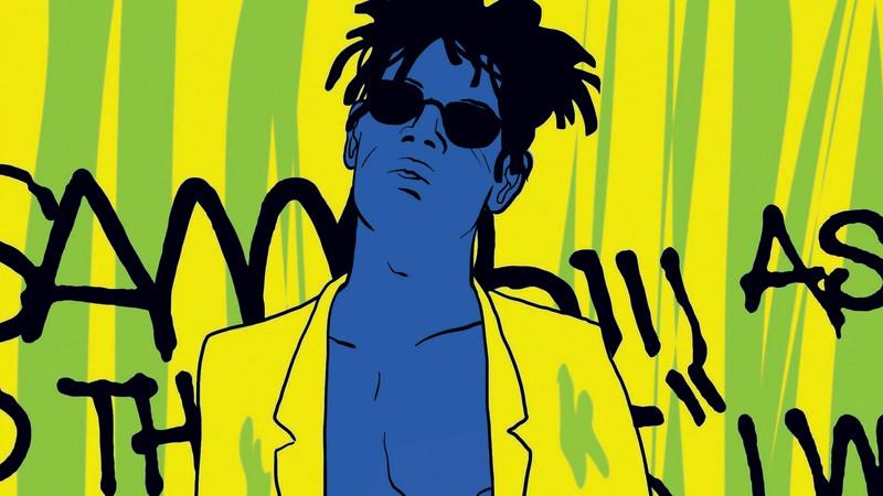 La vida de Basquiat inspiró al ilustrador italiano Paolo Parisi