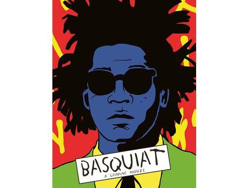 De grafische roman van Basquiat door Paolo Parisi