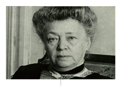 De eerste vrouw die een Nobelprijs voor de vrede kreeg, Bertha Von Suttner