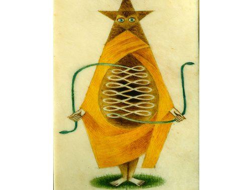Tarot-kort av Remedios Varo