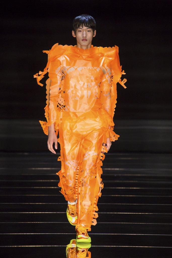 El vanguardista londinense Craig Green sigue siendo u referente de la moda masculina