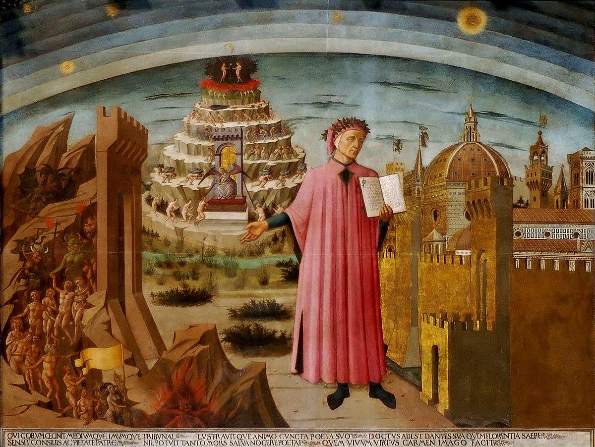 Το αριστούργημα του Dante ενέπνευσε το άρωμα του Salvatore Ferragamo
