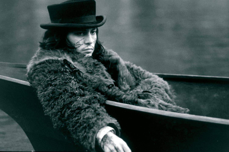 Johnny Depp en Dead Man de Jim Jarmusch