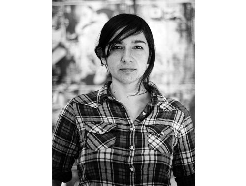 Den meksikanske forfatteren Fernanda Melchor