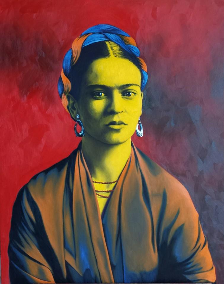 Frida Kahlo από τον Dolores Romero