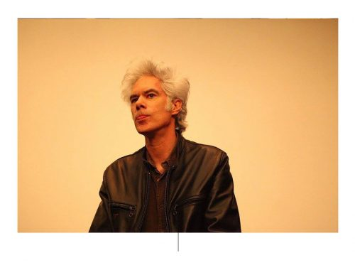 El cineasta independiente Jim Jarmusch