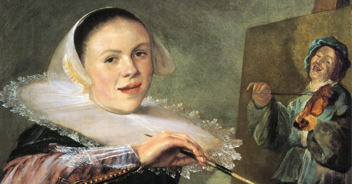 autoritratto Judith Leyster