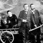 Lou Andreas-Salomé, Paul Rée en Friedrich Nietzsche