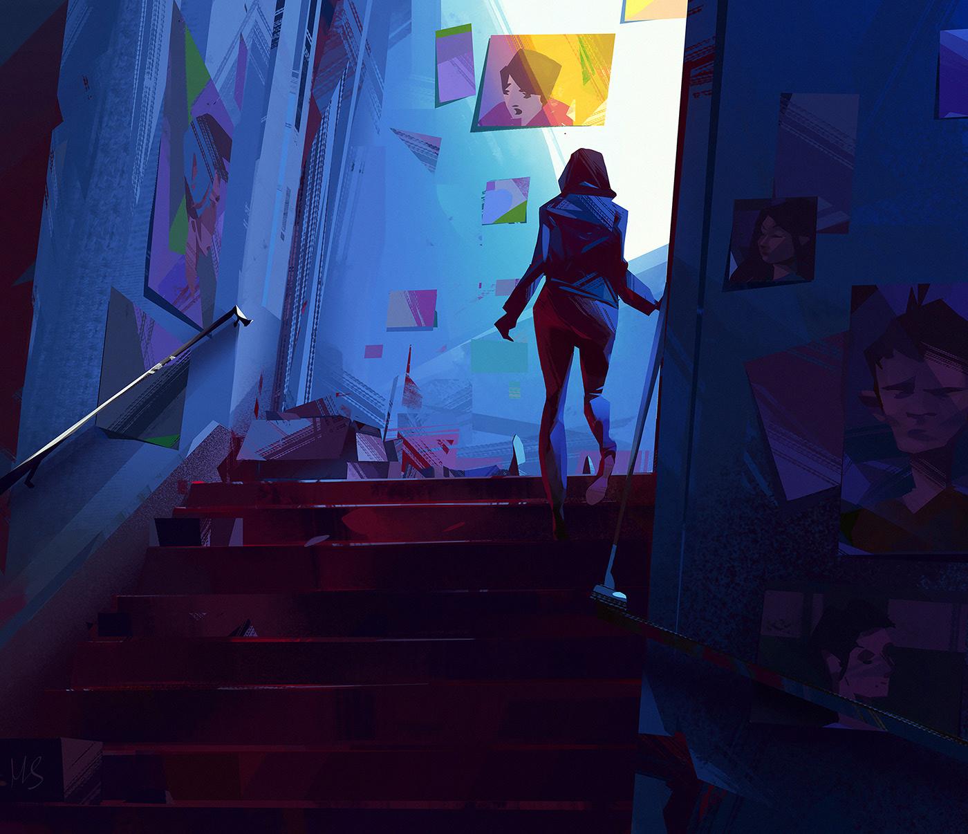 De animaties van Michal Sawtyru