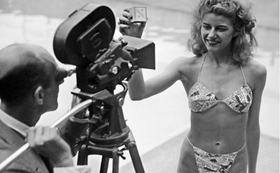 Η Michele Bernardini ήταν η πρώτη γυναίκα που φορούσε το μπικίνι