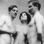 Lou Andreas-Salomé, Nietzsche en Paul Rée in 1882