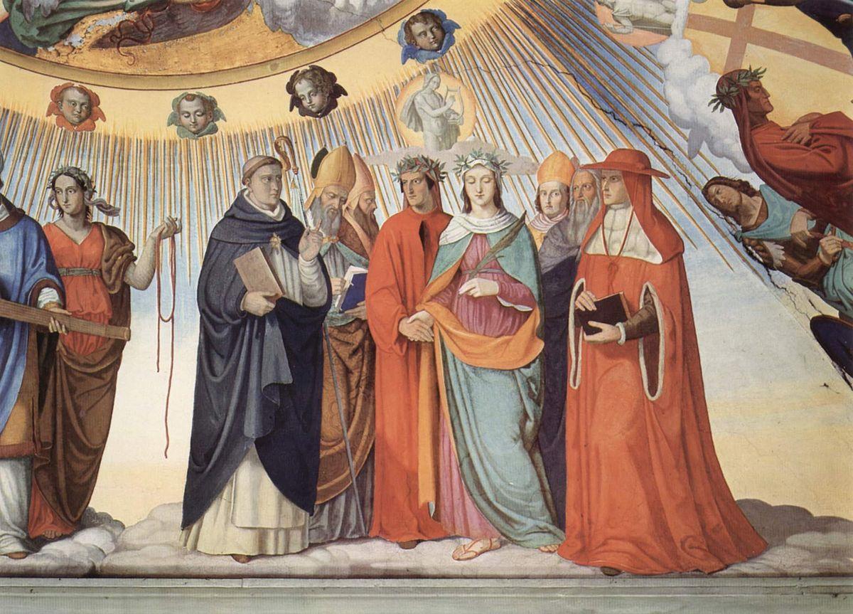 Ο Σαλβατόρε Φεραγκάμο εμπνεύστηκε από τον Dante Alighieri και τη Θεία Κωμωδία