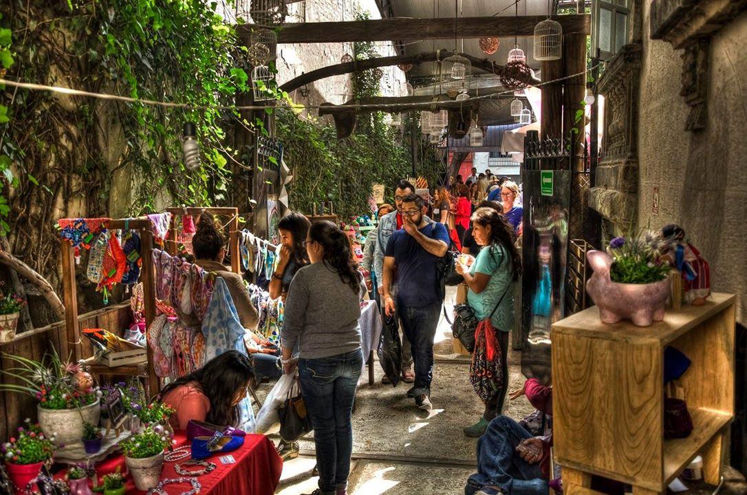 Purple Bazaar, et alternativ å besøke i disse ferier