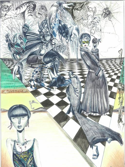 삽화 로미 Triay