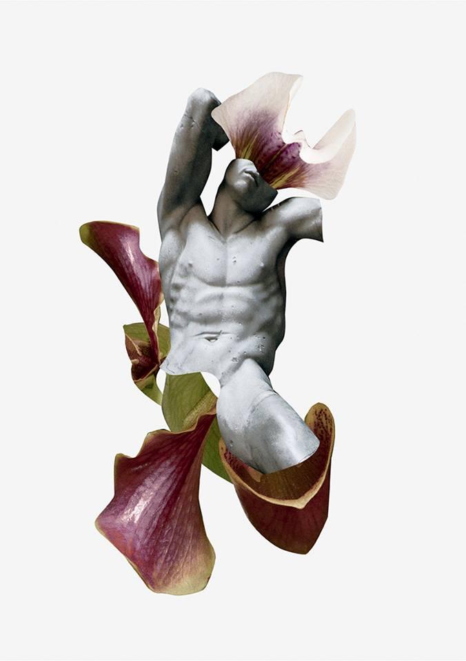 collage ενημερωμένο καλλιτέχνη ernesto artillo