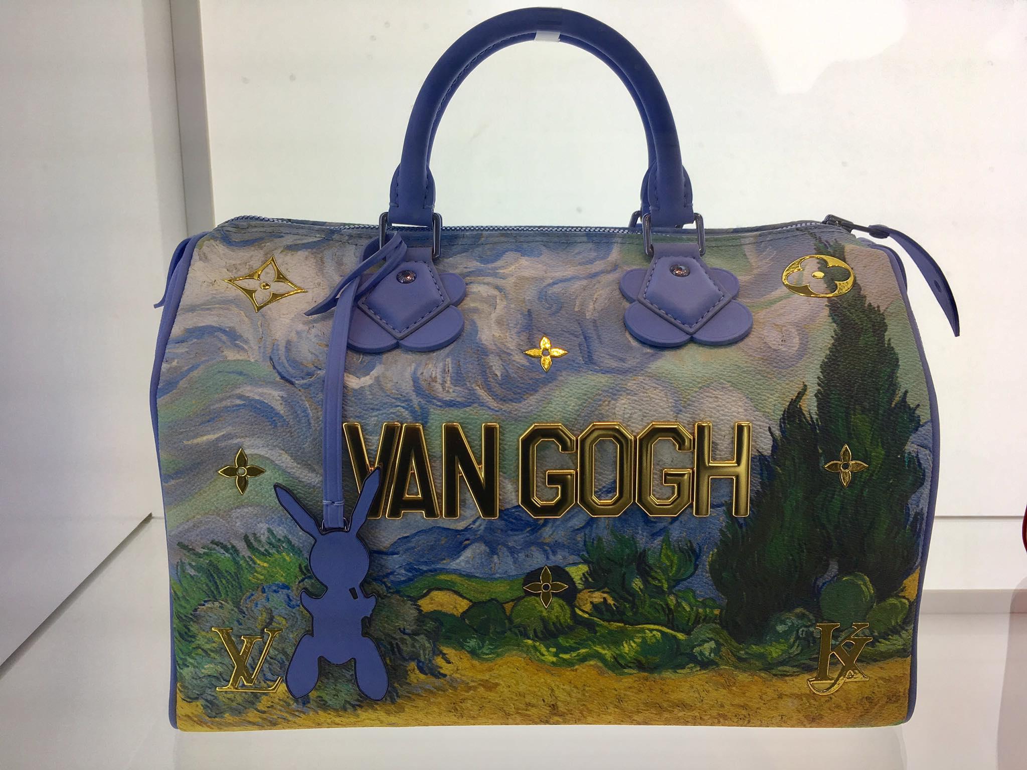 Bolsa Van Gogh de Louis Vuitton