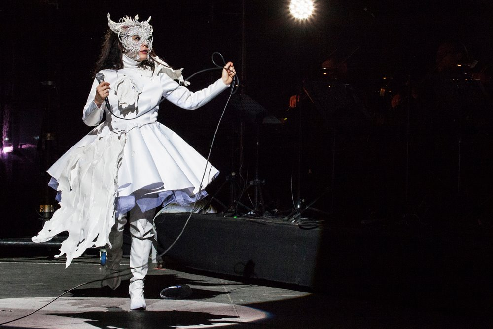 Björk vil bli presentert i Mexico neste august