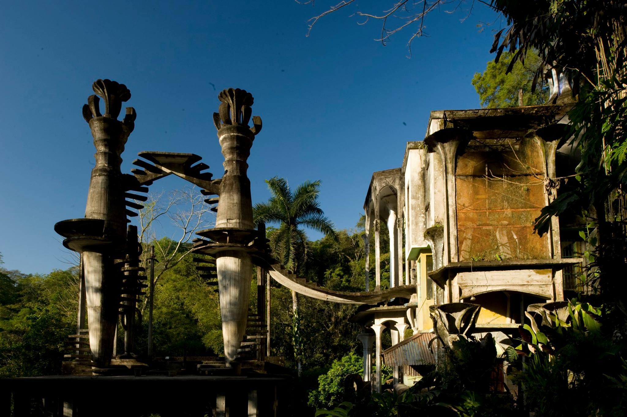 Ο περίφημος σουρεαλιστικός κήπος του Las Pozas στην Ξιλιτά