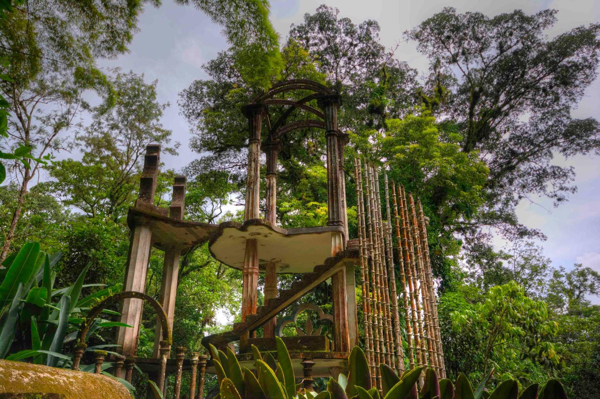 Η Huasteca Potosina είναι ιδιοκτήτρια του σουρεαλιστικού κήπου του Edward James