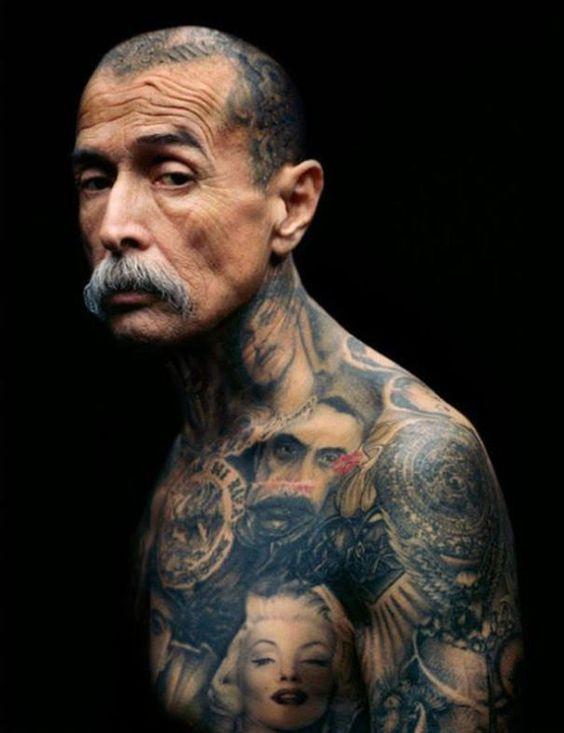 No hay edad para el tatuaje