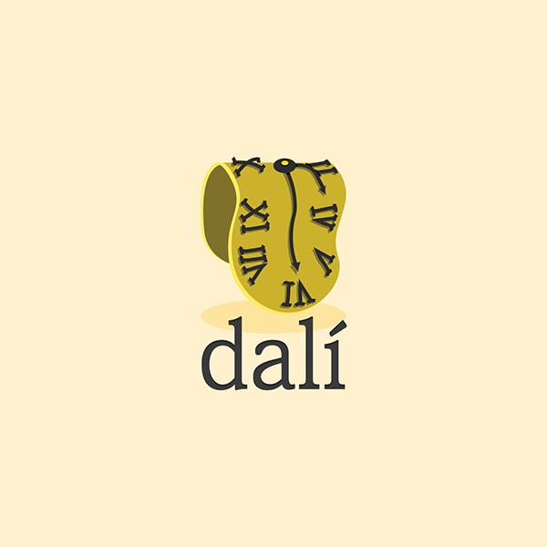 logo di milton omena dali