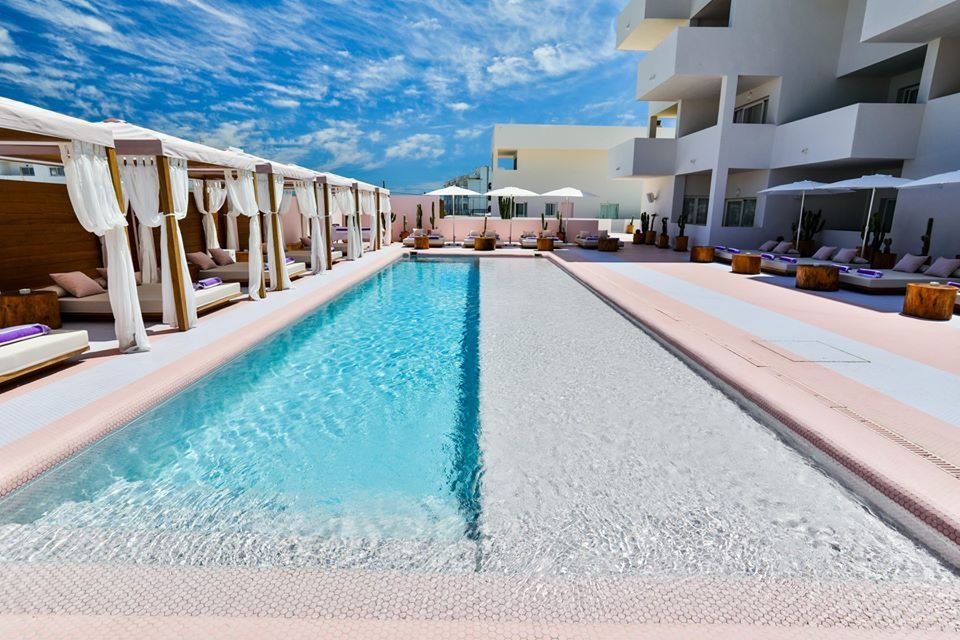 Το Paradiso Ibiza Art Hotel