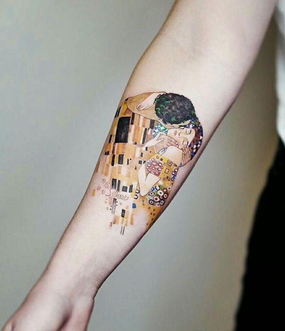 El arte en tatuaje