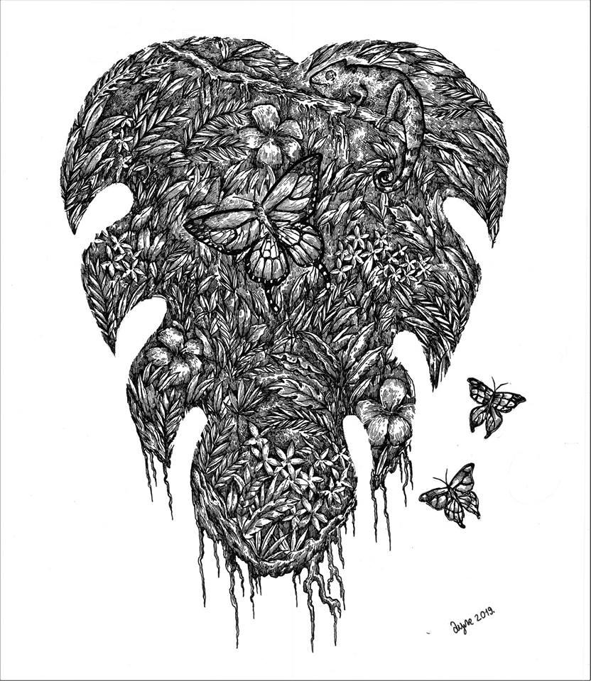 Een werk van Dusan Krtolica