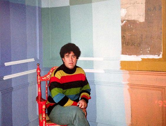 De kleuren in het leven en werk van Almodóvar