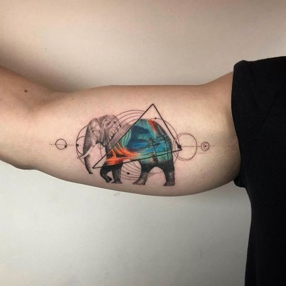La fusión de estilos en el tatuaje