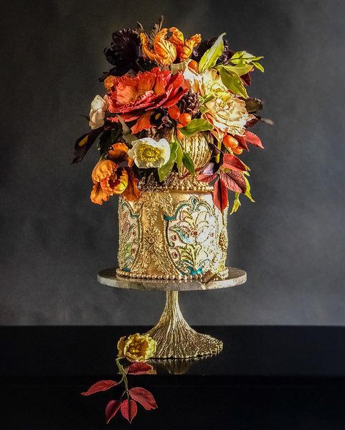 Een perfecte keuze om te geven, cakes van Julie Simon Cakes