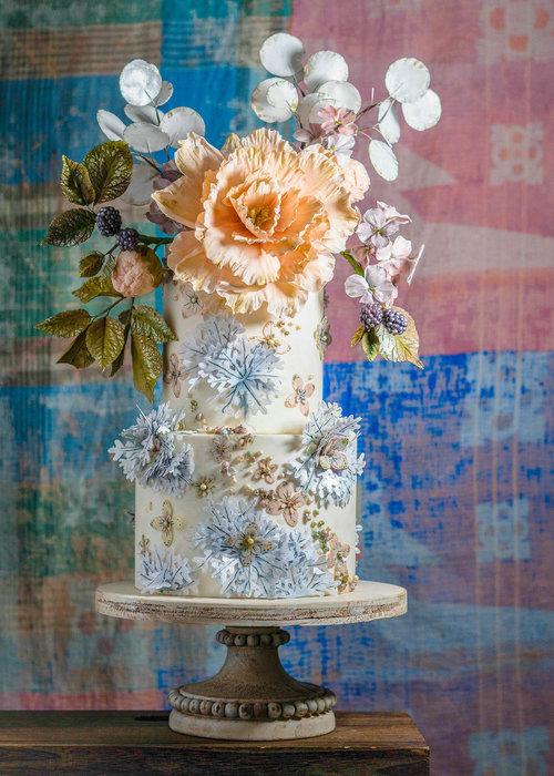 Buitengewone taarten van Julie Simon Cakes