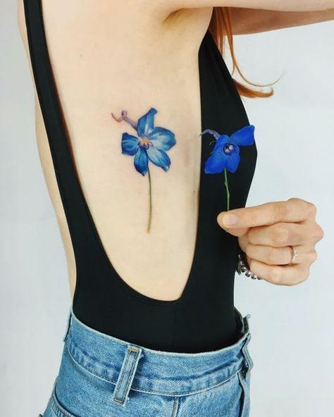 Naturaleza en el tatuaje