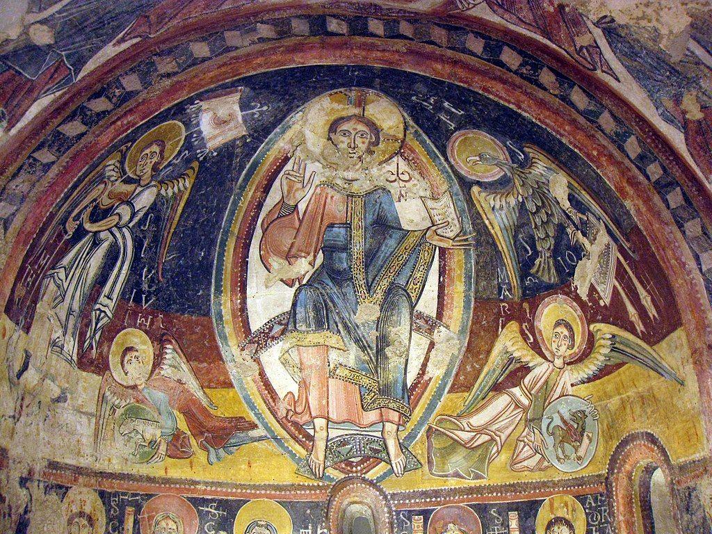 Siglo XII. Ábside de Engolasters