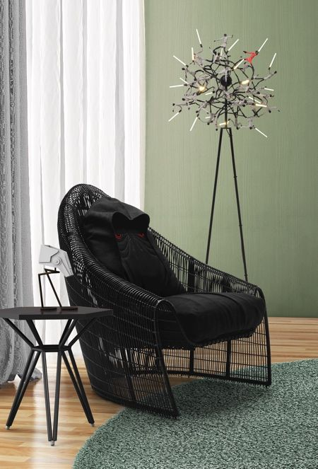 Kenneth Cobonpue utviklet innovative møbler for sin samling med Star Wars