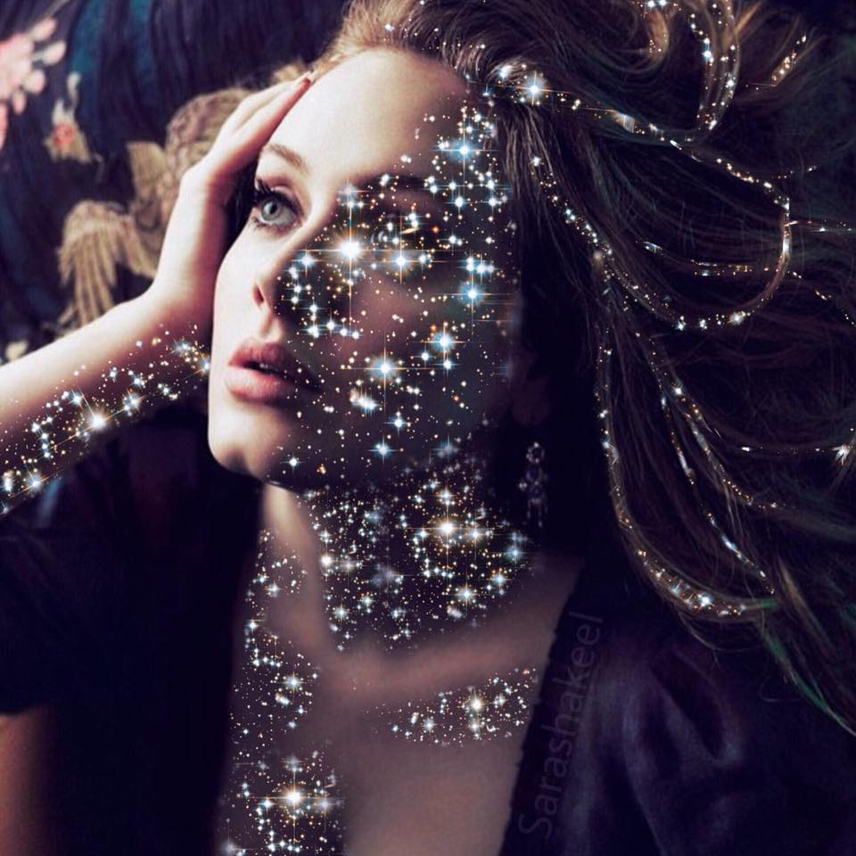 Adele από τη Sara Shakeel