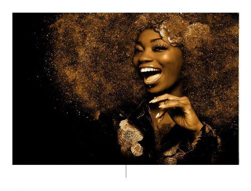 Historia del afro