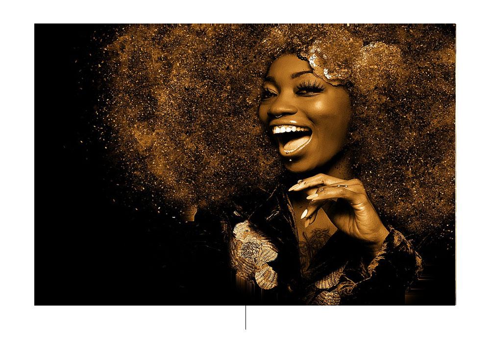 Geschiedenis van Afro