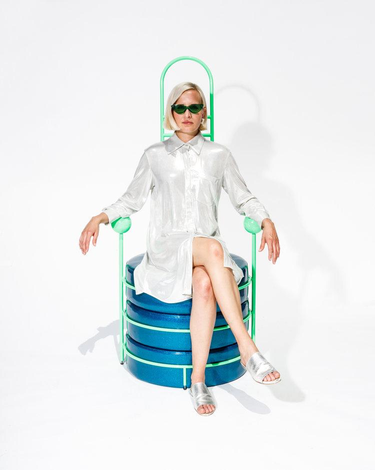 Εσωτερική σχεδιάστρια Leah Ring και το στούντιο της Άλλο Ανθρώπινο