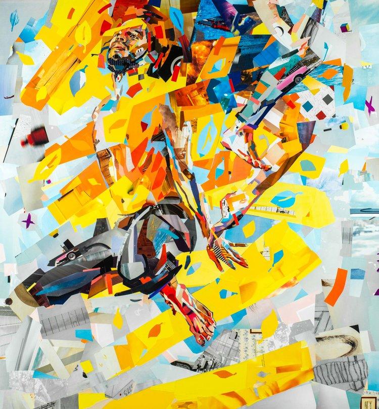 Ascent Collage av Patrick Bremer