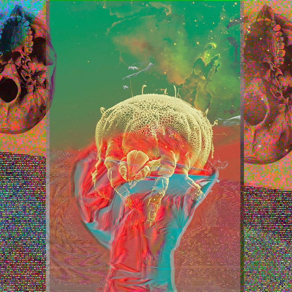 Bedwant door Neurocolor