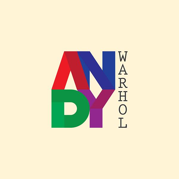 logo milton omena andy warhol