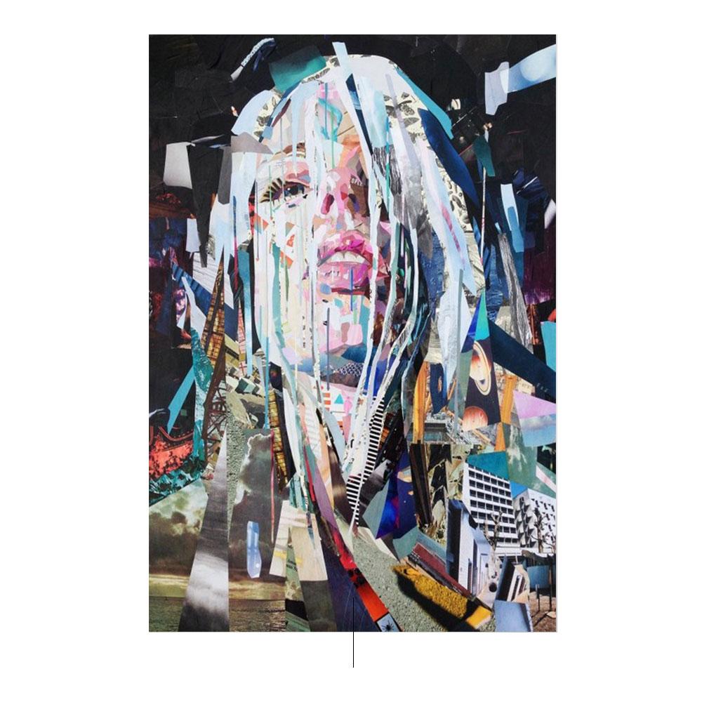 Collage di Patrick Bremer